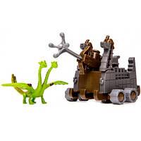 Вепрь и Барс с боевой машиной, (5 см), Как приручить дракона-2, Spin Master