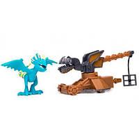 Громгильда с боевой машиной, (5 см), Как приручить дракона-2, Spin Master