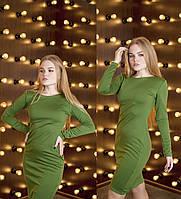 """Женское платье стильное праздничное весеннее """" Француз """" (ММ-010)"""