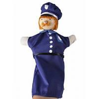 Кукла-перчатка Полицейский, Goki