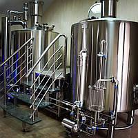 Пивоварня под ключ (пивзавод)