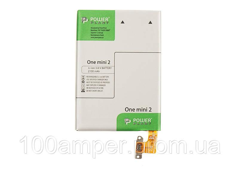 Аккумулятор PowerPlant HTC One Mini 2 (B0P6M100) 2100mAh
