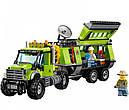 Конструктор Bela 10641 База исследователей вулканов (Lego City 60124) 860 дет., фото 4