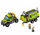 Конструктор Bela 10641 База исследователей вулканов (Lego City 60124) 860 дет., фото 5