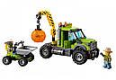 Конструктор Bela 10641 База исследователей вулканов (Lego City 60124) 860 дет., фото 6