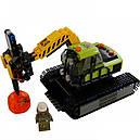 Конструктор Bela 10641 База исследователей вулканов (Lego City 60124) 860 дет., фото 7