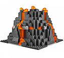 Конструктор Bela 10641 База исследователей вулканов (Lego City 60124) 860 дет., фото 8