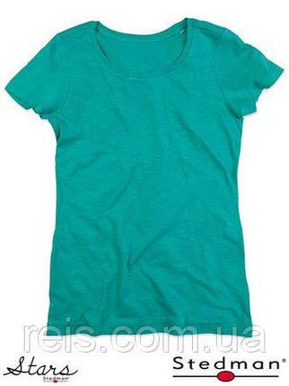 Женская футболка с круглым воротом SST9500 BAH, фото 2