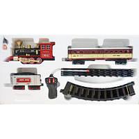 Железная дорога Train King (с функцией дыма) на дистанционном управлении, набор №7, LCF
