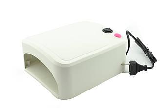 УФ лампа для ногтей 36Вт сушилка для ногтей с таймером ZH-818A