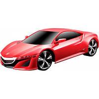 Игровая автомодель 2013 Acura NSX Concept со светом и звуком (красный), 1:24, Maisto 81224-1