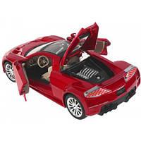 Модель автомобиля Chrysler ME Four Twelve Concept (красный металлик), 1:24, Maisto