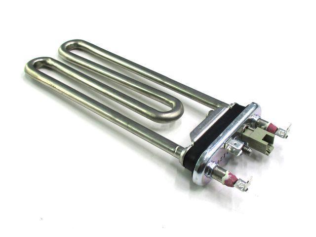 ТЕН 1750W 185mm для пральної машини Zanussi код 132737231 з датчиком температури