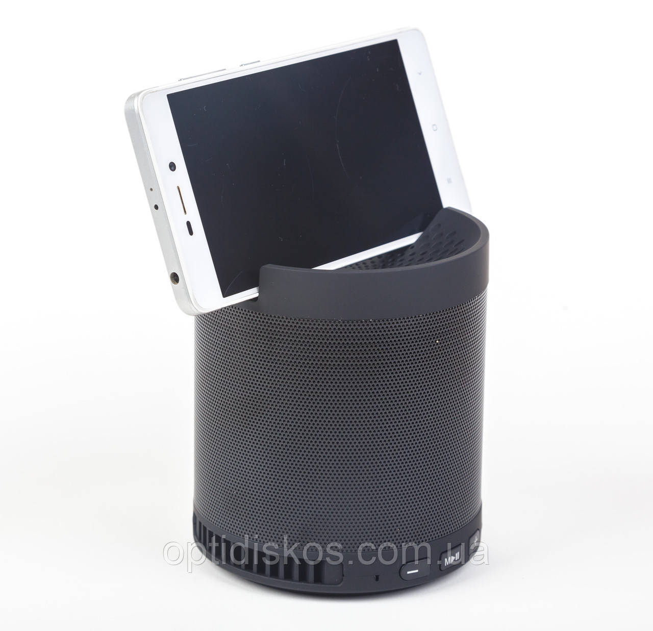 Bluetooth колонка c подставкой для телефона WS Q3 BT+MP3+FM