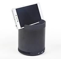 Bluetooth колонка c подставкой для телефона WS Q3 BT+MP3+FM, фото 1