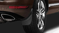 Брызговики Volkswagen Touareg 2010-,Брызговики Фольксваген Тоуарег 2010-, оригинальные задн 2шт