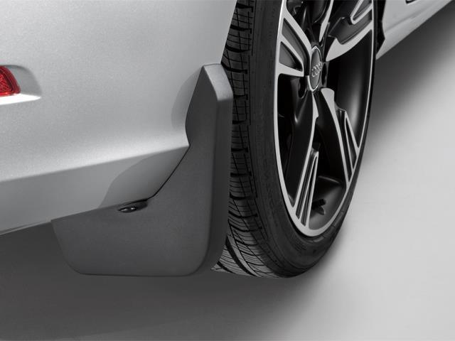 Брызговики Audi A3 Coupe 2013-, оригинальные задн 2шт/Брызговики Ауди А3 Купе 2013-, оригинальные задн 2шт
