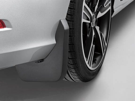 Брызговики Audi A3 Coupe 2013-, оригинальные задн 2шт/Брызговики Ауди А3 Купе 2013-, оригинальные задн 2шт, фото 2