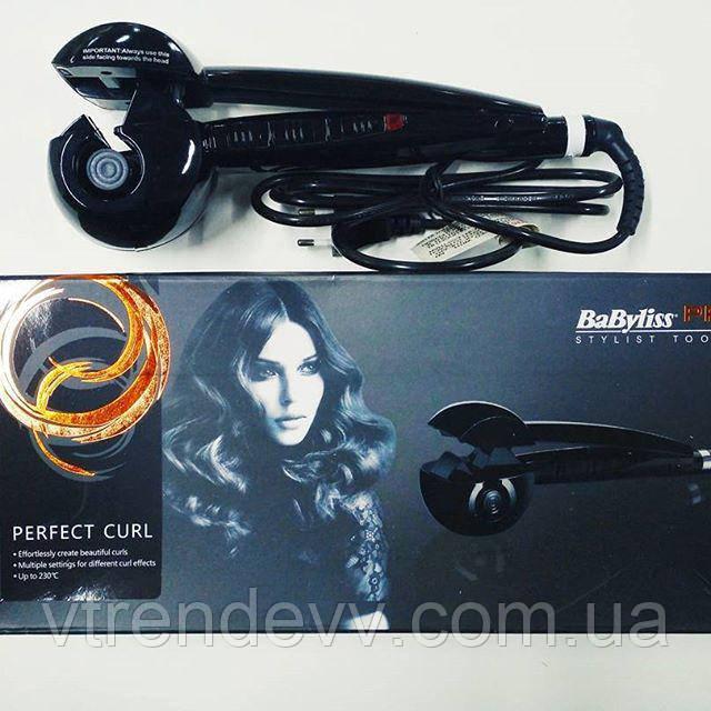 Плойка Babyliss Pro Perfect Curl для накручивания волос 29W