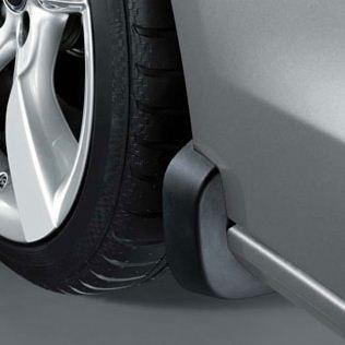 Брызговики Audi A5, оригинальные передн 2шт/Брызговики Ауди А5, оригинальные передн 2шт