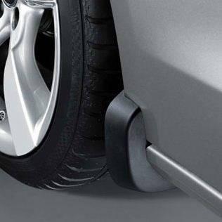 Брызговики Audi A5, оригинальные передн 2шт/Брызговики Ауди А5, оригинальные передн 2шт, фото 2