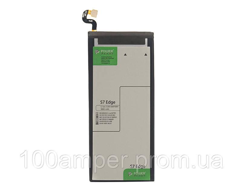 Аккумулятор PowerPlant Samsung Galaxy S7 Edge (EB-BG935ABE) 3600mAh