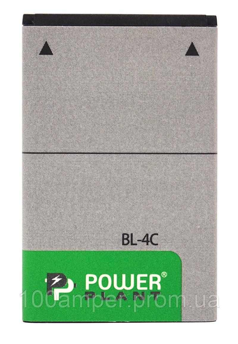 Аккумулятор PowerPlant Nokia 6230, 6100 (BL-4C) 950mAh