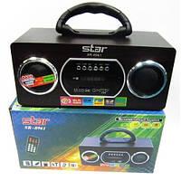 Портативные MP3 колонки  USB SD карт FM Star 8961, фото 1
