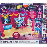 Игровой набор Hasbro В школе, Equestria Girls, My Little Pony
