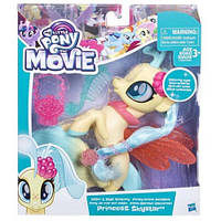 Игровой набор Glitter Style Seapony Skystar Пони-модницы, Мерцание (Пони русалка), My Little Pony