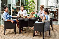 Набор садовой мебели COLUMBIA SET Allibert Нидерланды, фото 1