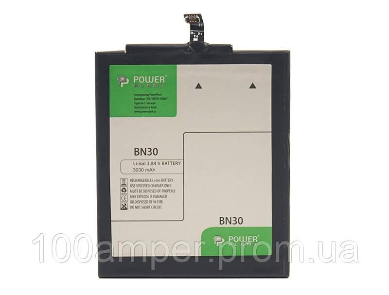 Аккумулятор PowerPlant Xiaomi Redmi 4A (BN30) 3030mAh