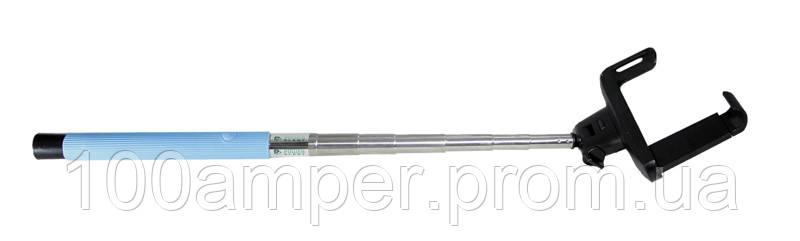 Селфи-монопод PowerPlant ISM-032 со встроенным Bluetooth