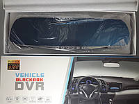 Зеркало видеорегистратор с камерой заднего вида Vehicle Full HD DVR 4.3 дюйма