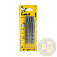 Полотно для электролобзика по дереву 116 мм, шаг зубьев 3 мм DeWALT DT2057