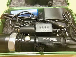 Тактичний ліхтарик Wimpex Police WX-T8628, вологозахищений ручної c кріплення на велосипед