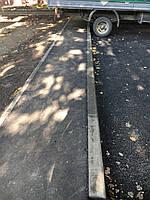 Установка/демонтаж бортового камня тротуарного