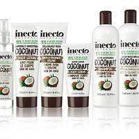 Средства по ухода за волосами на основе 100% кокосового масло - Inecto Naturals Coconut
