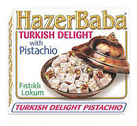 Лукум Hazer Baba с фисташками, 350г (8691230350298)