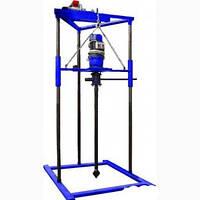 Малогабаритная буровая установка, установка для бурения скважин, буровая устоновка