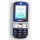 """Мобильный телефон Nokia Calsen 7388 Копия 2.4"""" 2SIM, металлический корпус, фото 2"""