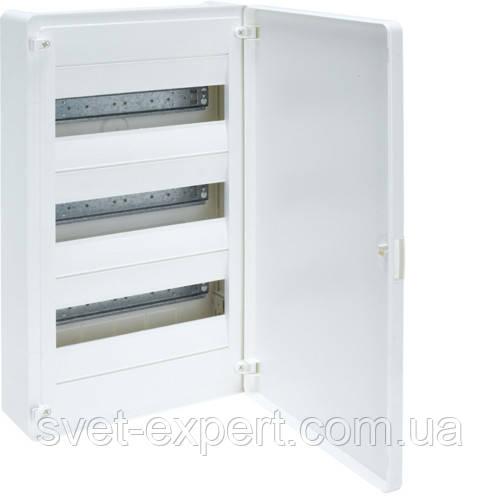 Щит з/у з білими дверцятами 36 мод. (3х12) GOLF