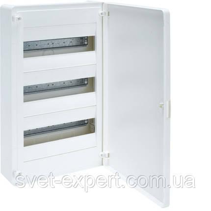 Щит з/у з білими дверцятами 36 мод. (3х12) GOLF, фото 2