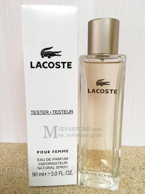оригинал Lacoste Lacoste Pour Femme Edp 90 Ml W Tester