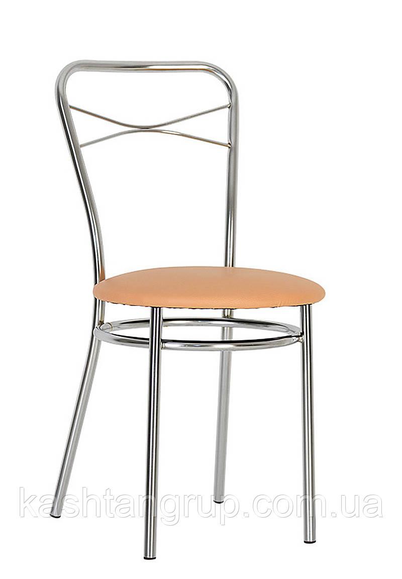 Обеденный стул Castano chrome