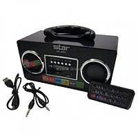 Портативные MP3 колонки  USB SD карт FM Star 8962, фото 1