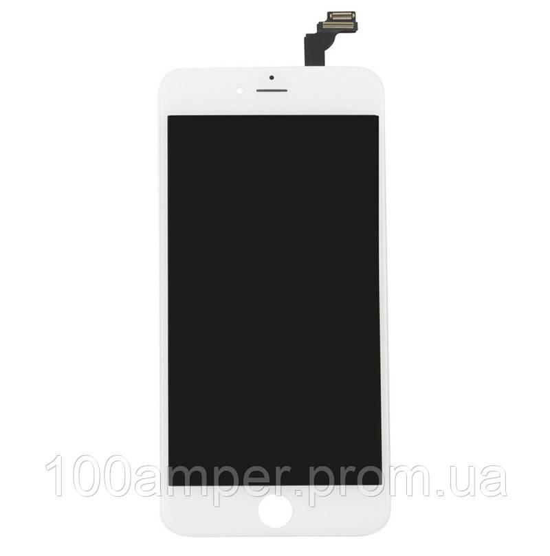 Дисплейный модуль (экран) для iPhone 6S Plus, белый