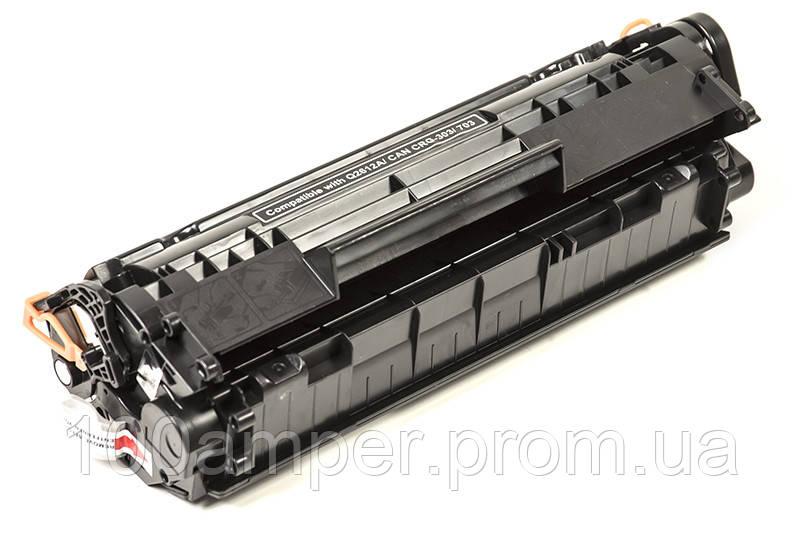 Картридж PowerPlant HP LJ 1010/1020/1022 (Q2612A)