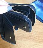 Гаманець маленький жіночий. Стильні гаманці. Якісні гаманці. Гаманці і сумки., фото 6