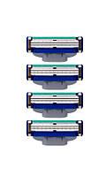 Gillette - MACH 3 Turbo ( 1) - Картридж сменный - France